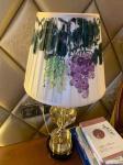 石广生藏宝-灯罩画,画灯罩,是因为朋友刘总说,小时候在老家时,他母亲给他【图1】