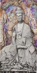马培童日志-《焦墨焦彩枯笔骨法用笔》马培童焦墨画感悟笔记-童心写历(10【图3】