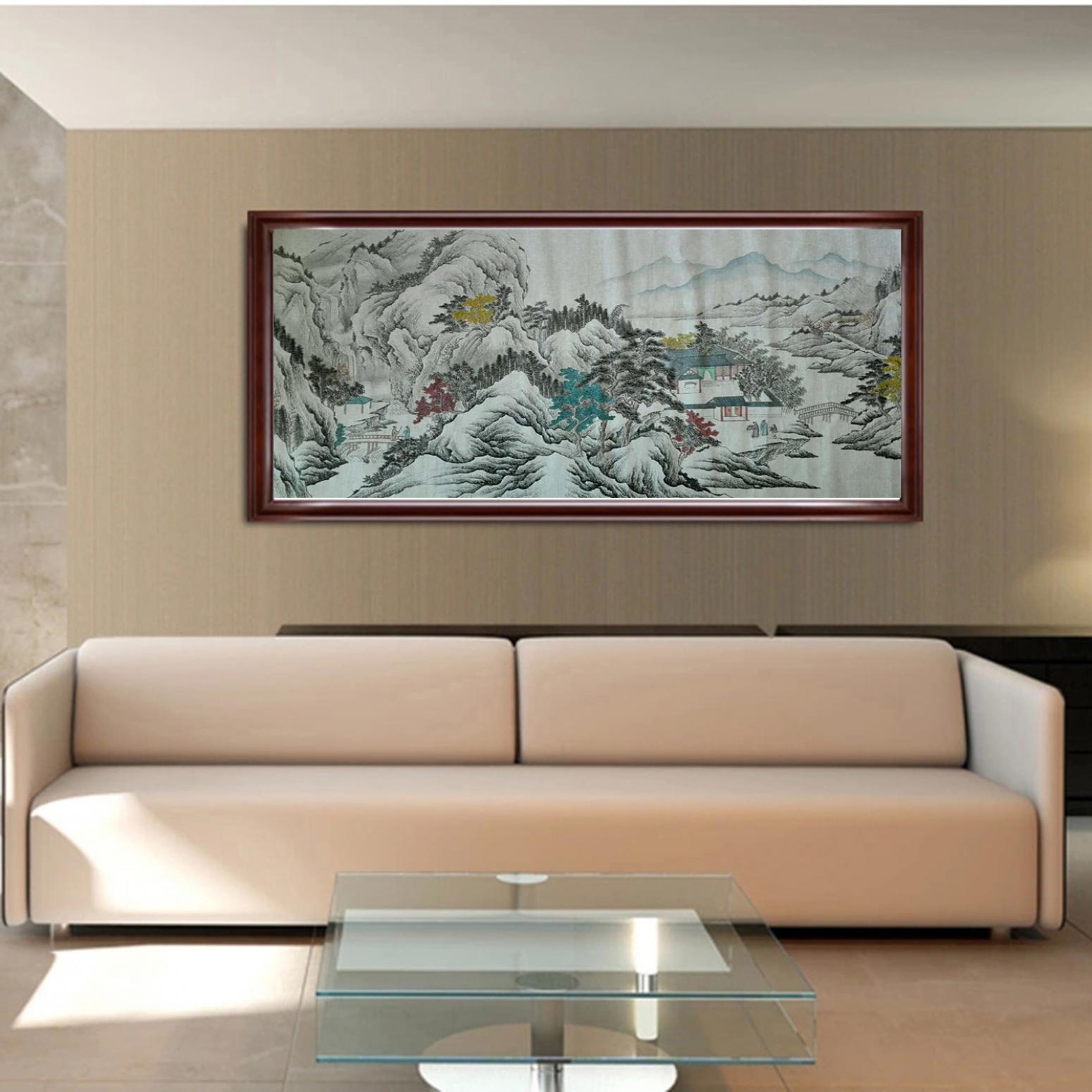 陈奇培国画作品《【拜访】作者陈奇培 临摹》【图3】