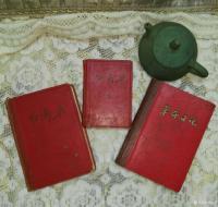 艺术家荆古轩收藏:五、六、七十年代的日记。我的红色收藏之四。日记是一个人的心灵【图1】