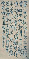 艺术家杨牧青日记:研究人类文化文明的起源,抓住地质(地理)、气候(天文)论人类【图0】