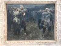 艺术家石广生收藏:陈丹青《退步》画展,看后略有感慨。   如同不少画界老师一【图3】