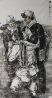 艺术家赵国毅收藏:朴厚无华,追求大美----赵国毅人物画之我见;  文/杜滋【图0】