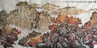 """艺术家马培童日记:""""焦墨点焦彩""""画,是我独自创造的一个新画种-马培童焦墨画感悟【图3】"""
