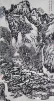 """艺术家马培童日记:""""焦墨画的发展与继承""""--马培童焦墨画感悟笔记(149) 【图1】"""