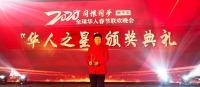 """艺术家马培童荣誉:2020同根同梦全球华人春晚,华人之星颁奖晚会,我获得:""""华【图2】"""