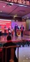 艺术家马培童生活:1月19日在沛县红色文化公益联盟活动,有缘相见,沛县剧团的老【图3】