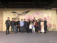 艺术家阎敏生活:1月11日上午《那些花儿》深圳20人画展在宝安体育馆茶悦世界【图3】