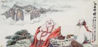 艺术家尚建国日记:钟南山院士:大家应该主动利用春节抵抗流行病,春节七天假,不走【图1】