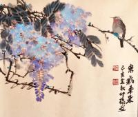 艺术家叶仲桥荣誉:以自己的实力签约中国教育电视【水墨丹青】【名家讲堂】栏目组,【图5】