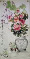 艺术家徐如茂日记:国画花鸟画《珠光累累》《天香醉人归》; 病树前头万木春,但【图5】