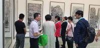 艺术家马培童生活:时尚经典・书画名家邀请展(第21届)走进中国国家画院美术馆;【图2】