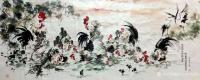 艺术家陕西大秦书画院日记:中美协会员著名画家杜根定老师艺术简介 杜根定,男,49年陕【图5】