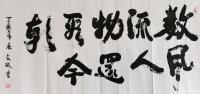 """艺术家陈文斌日记:书法练笔作品:毛泽东主席名句""""数风流人物,还看今朝!""""【图0】"""