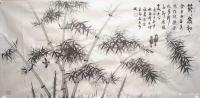 艺术家高志刚日记:国画花鸟画创作作品《节节高升》 【規格】:四尺整紙138x【图1】