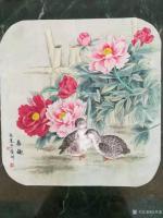 艺术家徐景莲日记:人生是个迷: 每日迎接着晨光和夕阳,每年经历着春夏与秋冬,【图1】