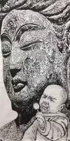 """艺术家马培童收藏:""""对话周文矩""""--潘玮萱评鉴马培童(14)   周文矩(见【图4】"""