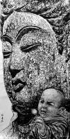 """艺术家马培童收藏:""""对话周文矩""""--潘玮萱评鉴马培童(14)   周文矩(见【图5】"""