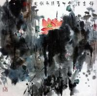 艺术家赵承锐日记:【画家言画】画家董克诚说:有的痛是不能说的,出口就轻; 有【图0】
