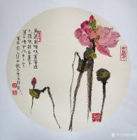 艺术家赵承锐日记:【画家言画】画家董克诚说:一个人如果失去了方向,那么从任何方【图1】