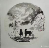 艺术家陈刚日记:头枕着胳膊,有时倦宿在沙发上,有时躺在床上,眼睛盯着窗外,不【图0】