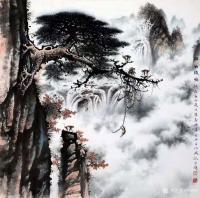 """艺术家罗树辉收藏:4月7日至8日,受邀参加""""扬州世界园林博览会暨全国书画名家作【图4】"""