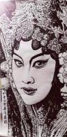 艺术家马培童日记:过目不忘童心写历(79)马培童焦墨画感悟笔记;   我常想【图0】