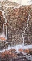 艺术家马培童收藏:《对话荆浩》潘玮萱评马培童(29)   荊浩,字浩然,山西【图2】