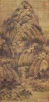 艺术家马培童收藏:《对话巨然》潘玮萱评马培童(30);   巨然是江宁开元寺【图0】