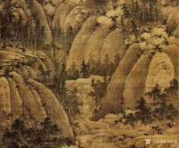 艺术家马培童收藏:《对话巨然》潘玮萱评马培童(30);   巨然是江宁开元寺【图1】