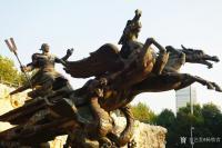 艺术家杨牧青日记:杨牧青:华夏文明考之不要用我们现代人的弱智认为上古人也弱智的【图0】