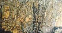 艺术家马培童收藏:对话边明代宫廷画家景昭工笔花鸟画,潘玮萱评马培童(46) 【图1】