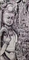 艺术家马培童收藏:对话陈洪绶人物画,潘玮萱评马培童(47)   陈洪绶,浙江【图3】