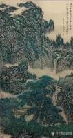 艺术家马培童收藏:对话文徵明山水画,潘玮萱评马培童(48)   文徴明,江苏【图3】