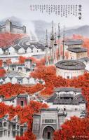艺术家叶向阳收藏:转发《家乡情——彭强华美术作品捐赠梅县区博物馆》。热烈祝贺我【图1】