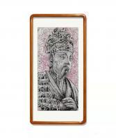 艺术家马培童日记:《修行-把焦墨艺术修炼成为里程碑式的艺术》马培童焦墨画感悟笔【图0】