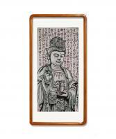 艺术家马培童日记:《修行-把焦墨艺术修炼成为里程碑式的艺术》马培童焦墨画感悟笔【图1】