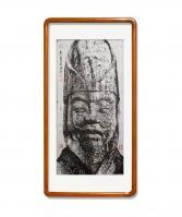 艺术家马培童日记:《修行-把焦墨艺术修炼成为里程碑式的艺术》马培童焦墨画感悟笔【图3】