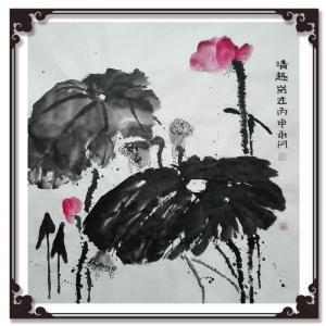 暴永和国画作品《【清趣】作者暴永和》价格360.00元