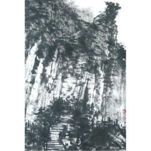 张文健国画作品《【册页写生】作者张文健》价格960.00元