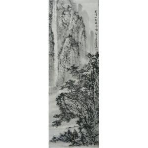 张文健国画作品《【野暮】作者张文健》价格1200.00元