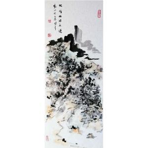周现宏国画作品《【无名 硬卡纸】作者周现宏》价格480.00元