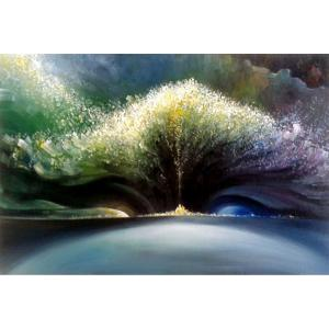 高剑峰油画作品《【上下求索】作者高剑峰》价格3600.00元