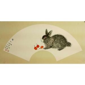 陈秋宏国画作品《【秋色】作者陈秋宏》价格1200.00元