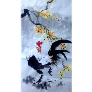 王怀广国画作品《【花鸟12】作者王怀广》价格2160.00元