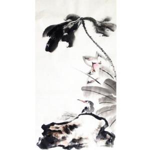 王怀广国画作品《【花鸟6】作者王怀广》价格2160.00元