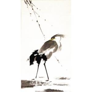王怀广国画作品《【花鸟7】作者王怀广》价格2160.00元