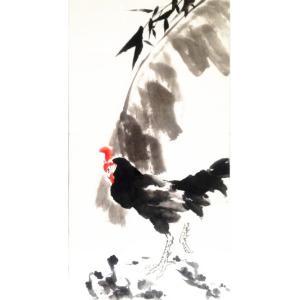 王怀广国画作品《【花鸟8】作者王怀广》价格2160.00元