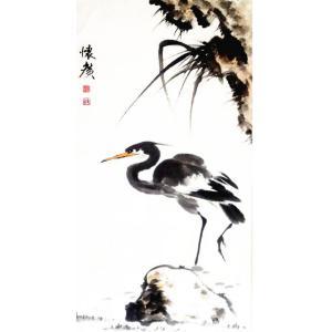 王怀广国画作品《【花鸟11】作者王怀广》价格2160.00元