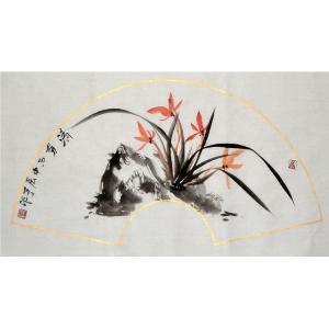 李清山国画作品《【花鸟1】作者李清山》价格200.00元